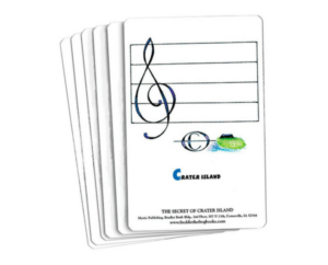 600X 484 Crater Island Flash Card Set (1)