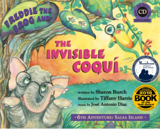 Book 6: Freddie the Frog® and the Invisible Coqui