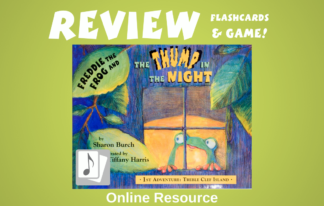 Online Access Flashcard Review