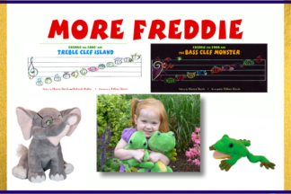 Freddie the Frog® Plush & Posters