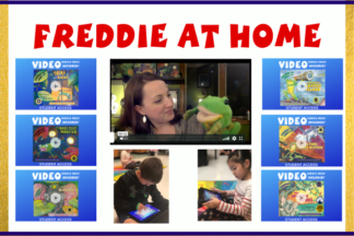 Freddie The Frog® at Home