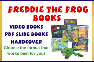 Freddie The Frog® Books