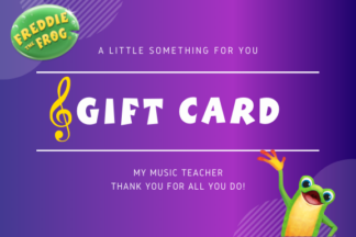 Freddie The Frog® Gift Card