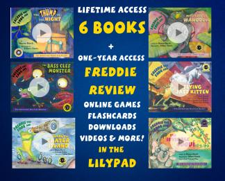 LilyPad - Online Freddie Resources